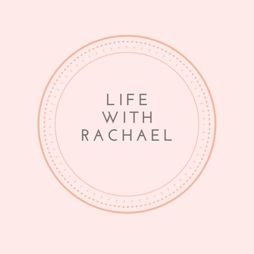 Life with Rachael Logo